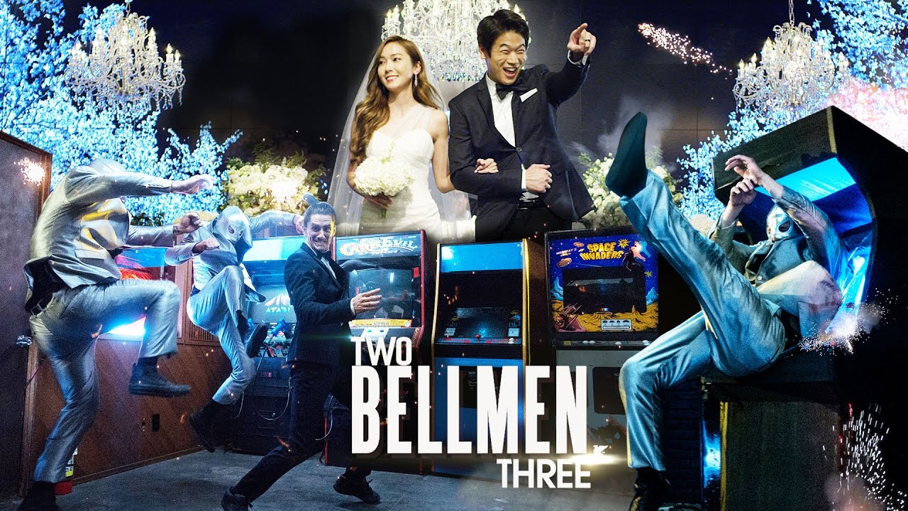 Two Bellmen Three